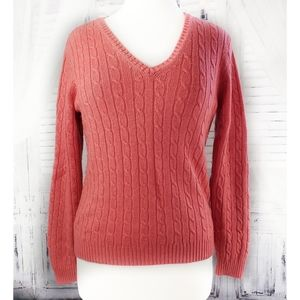 J Crew wool/angora/cashmere sweater sz L